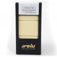 Aroha Çilekli Beyaz Çikolata - %50 Kakao